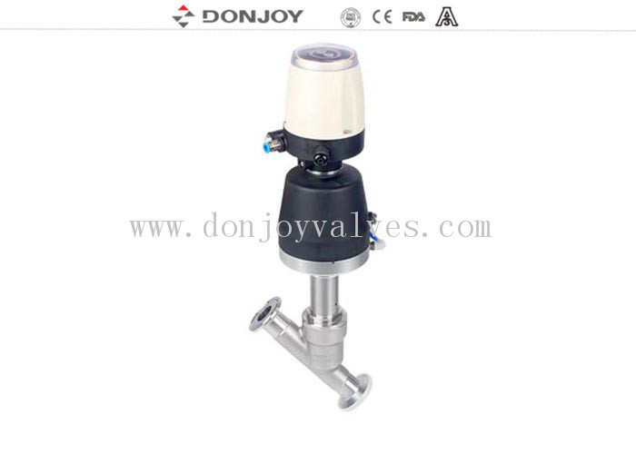 "Donjoy 2"" Steam Angle Seat Valve DC 24V Built In Solenoid Valve"